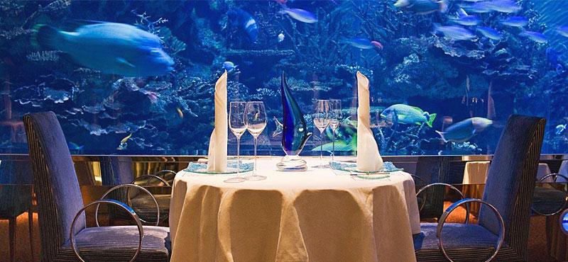 Hoteles de lujo en Dubái