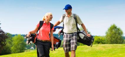Golf en Dubái