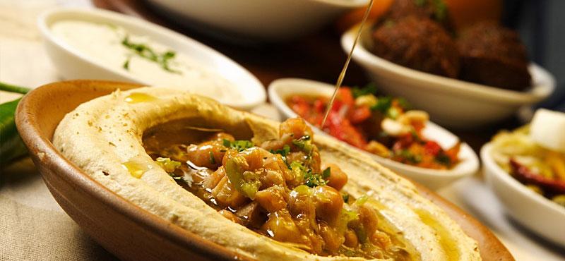 Qué comer en Dubái