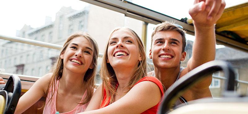 Tour en autobús por Dubái