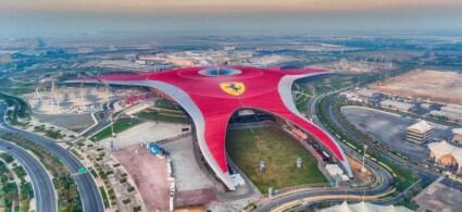 Ferrari World a Abu Dhabi